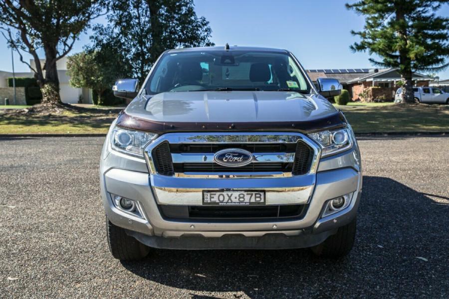 2017 Ford Ranger PX MkII XLT Ute