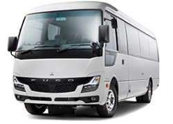 New Fuso Bus
