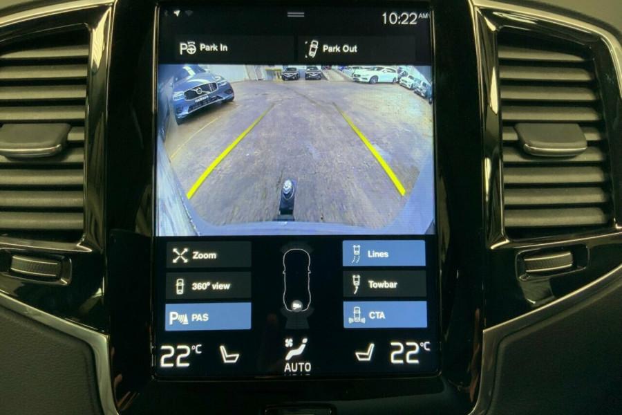2018 MY19 Volvo XC90 256 MY19 T6 Inscription (AWD) Suv Mobile Image 10