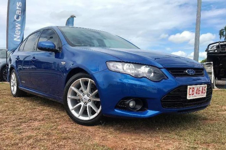 Used 2014 Ford Falcon XR6 #12078 - Hidden Valley Ford