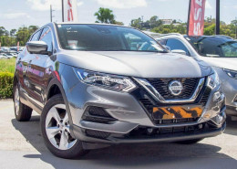 Nissan Qashqai ST+ MY20