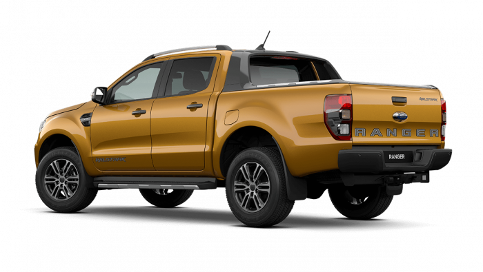 2020 MY21.25 Ford Ranger PX MkIII Wildtrak Utility Image 6