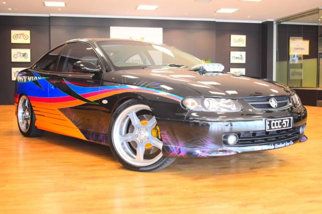 2001 Holden Monaro V2 CV8 Coupe Image 6
