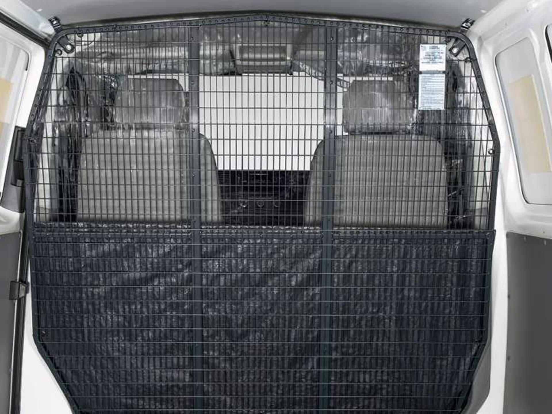 Aircon curtain (for cargo barrier)