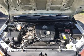 2017 Mitsubishi Triton MQ MY17 GLX+ Dual cab Image 3