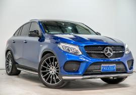 Mercedes-Benz Gle 43 4matic Mercedes-Amg Gle 43 4matic Auto