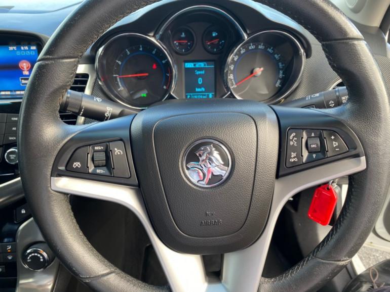 2013 Holden Cruze JH Series II Tu SRi Sedan