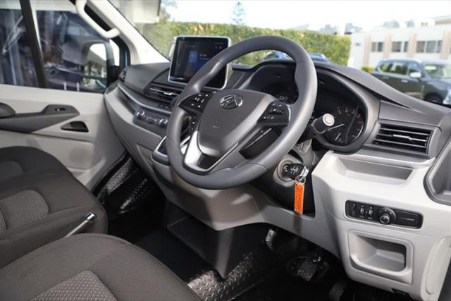 2020 MY21 LDV Deliver 9 LWB (High Roof) Van