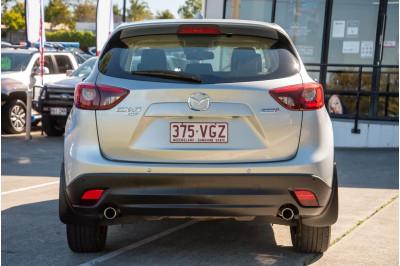 2015 Mazda CX-5 KE Series 2 Akera Suv Image 4