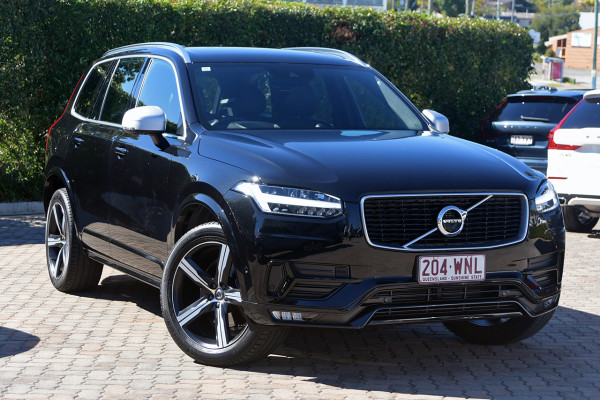 Volvo XC90 D5 Vehicle Description. L  MY16 D5 R-DESIGN WAG GEAR 8SP 2.0DTT