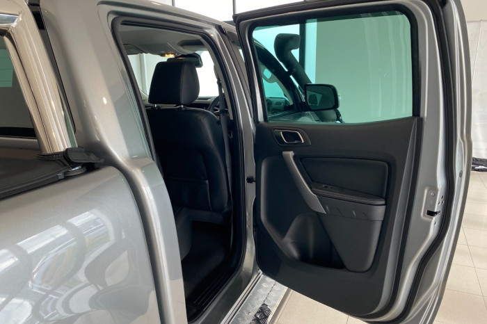 2021 MY21.75 Ford Ranger PX MkIII XLT Double Cab Utility Image 7