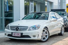 Mercedes-Benz Clc-class Kom CL203 CLC200
