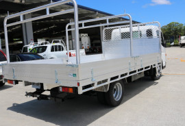 2017 Fuso Canter TRAY BACK 515 Alloy tray