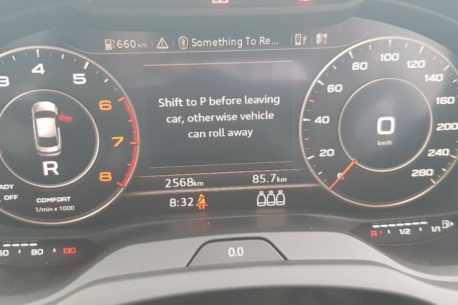2019 MY20 Audi A3 8V MY20 40 TFSI Sedan Image 11