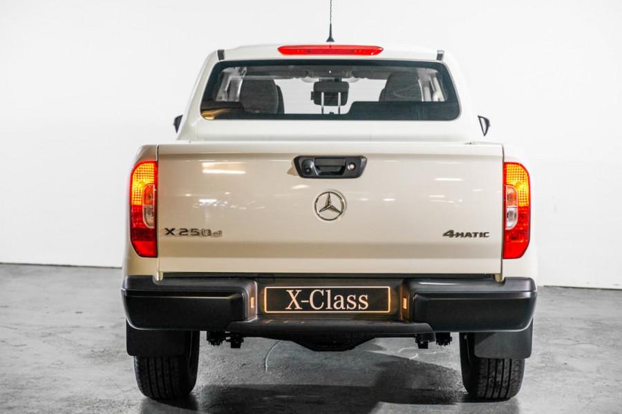 2017 Mercedes-Benz X-class X250d Pure