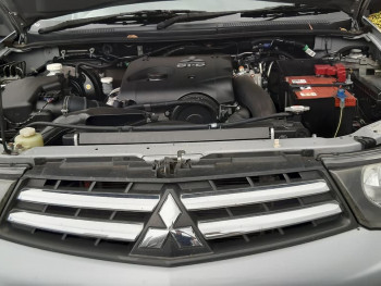 2013 Mitsubishi Triton MN MY14 GLX Utility