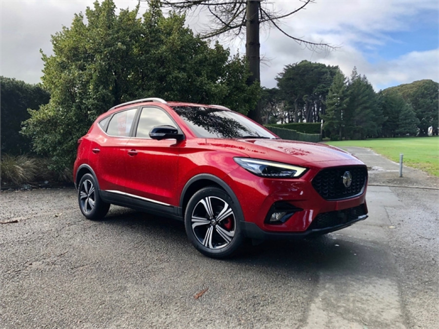 2021 MG ZS T Excite Rv/suv image 1