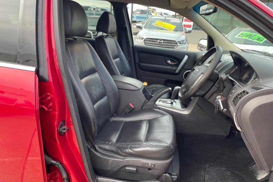 2009 Ford Territory SY MKII Ghia Wagon Image 19