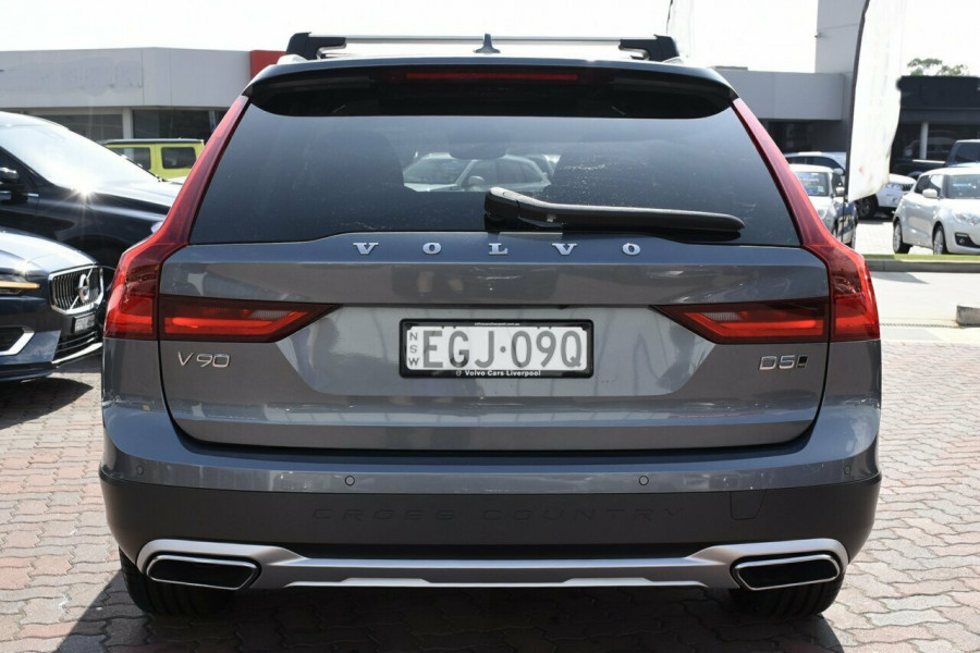 2019 MY20 Volvo V90 Cross Country D5 Suv Image 17