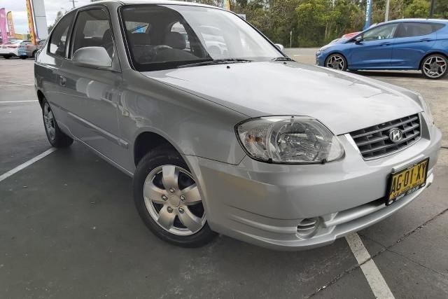 2005 Hyundai Accent GL