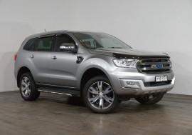 Ford Everest Titanium (4wd) Ford Everest Titanium (4wd) Auto