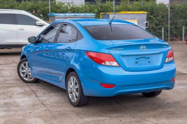 2018 MY19 Hyundai Accent RB6 MY19 Sport Hatchback Image 2