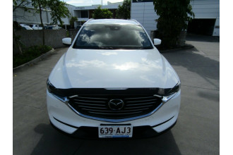 2019 Mazda CX-8 KG2W2A Sport SKYACTIV-Drive FWD Suv Image 2