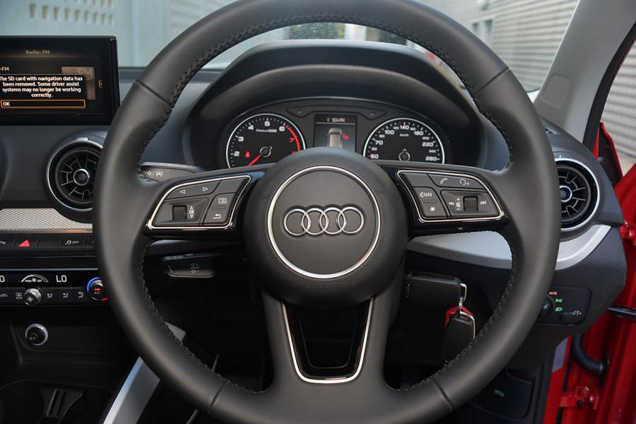 2019 Audi Q2 Suv Mobile Image 13