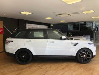 2017 Land Rover Range Rover Sport L494 MY17 TDV6 SE Suv Image 3