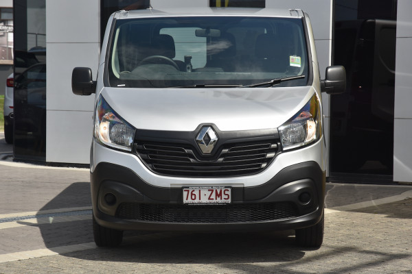 2019 Renault Trafic LWB 85kW 1.6L T/D 6Spd Manual Van Image 2