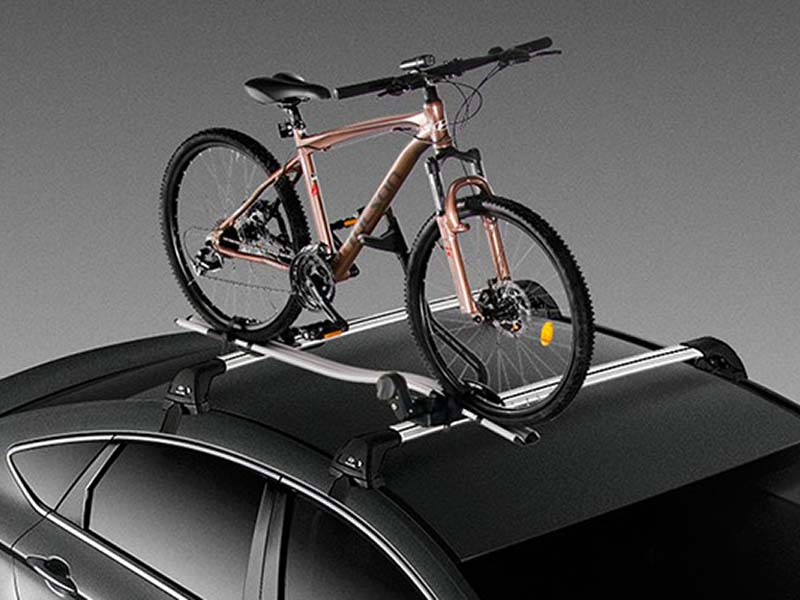 Thule Bike Carrier (Wheel On)