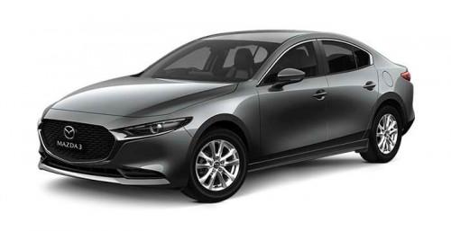 2019 Mazda 3 BP G20 Pure Sedan Other