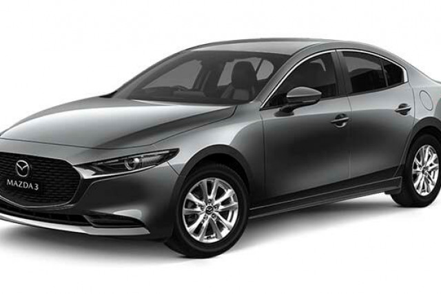 2019 Mazda 3 BP G20 Pure Sedan Other