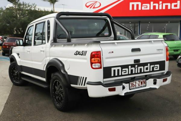 2020 Mahindra Pik-Up MY20 S10+ Black mHawk Utility Image 2