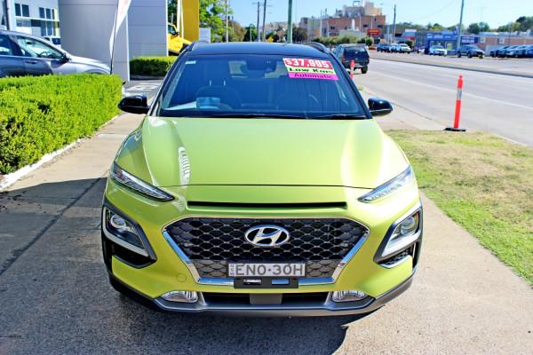 2019 Hyundai KONA OS.2 Highlander Suv Image 3