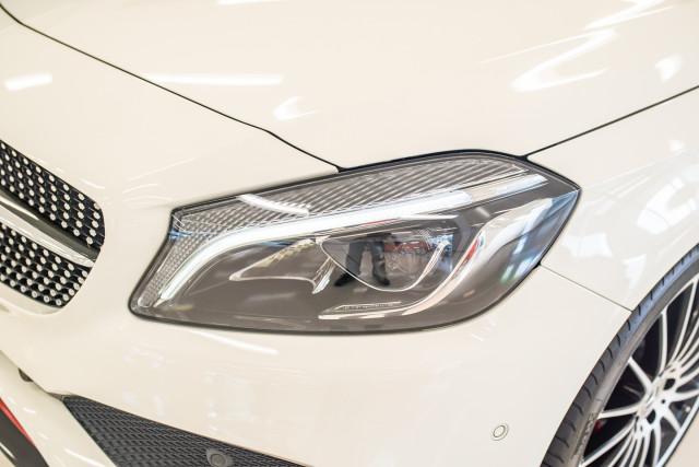 2017 MY08 Mercedes-Benz A-class Hatchback Image 9