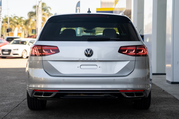 2020 MY21 Volkswagen Passat B8 162TSI Elegance Wagon Image 5