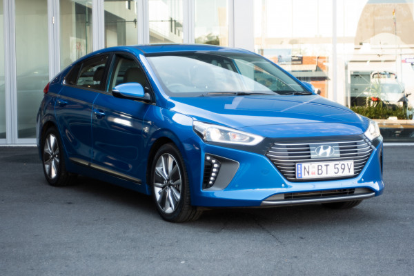 Hyundai Ioniq hybrid AE.2 MY19