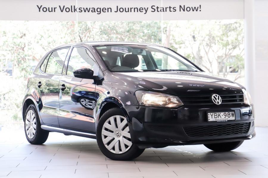 2014 Volkswagen Polo Trendline