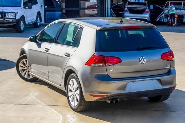 2016 Volkswagen Golf 7 MY16 92TSI Comfortline Hatchback Image 2