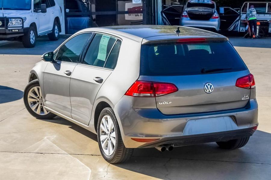 2016 Volkswagen Golf 7 MY16 92TSI Comfortline Hatchback