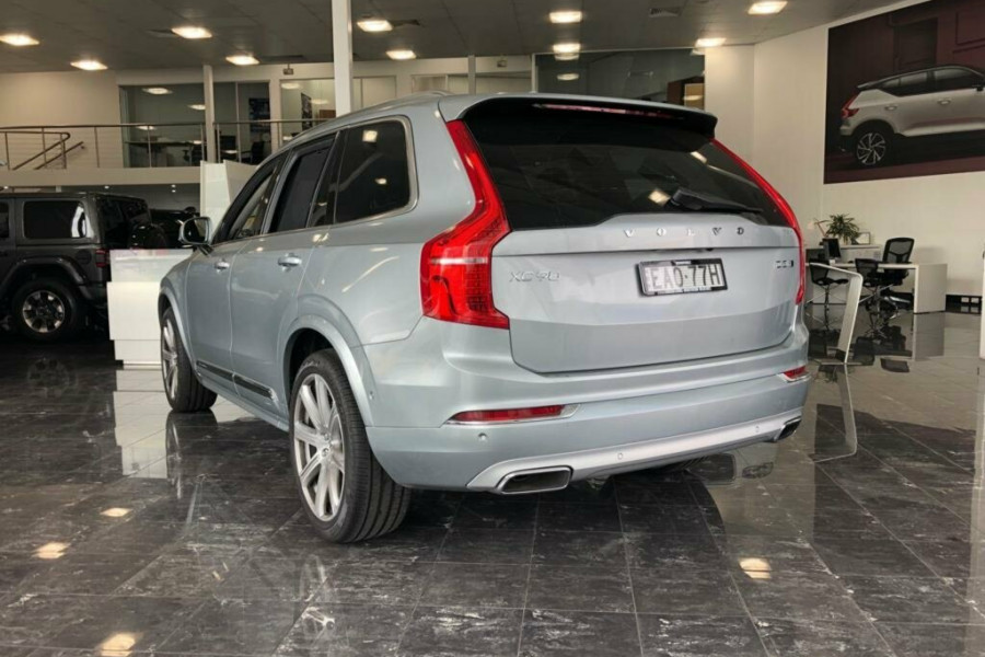 2018 Volvo XC90 L Series D5 Inscription (AWD) Suv Mobile Image 18