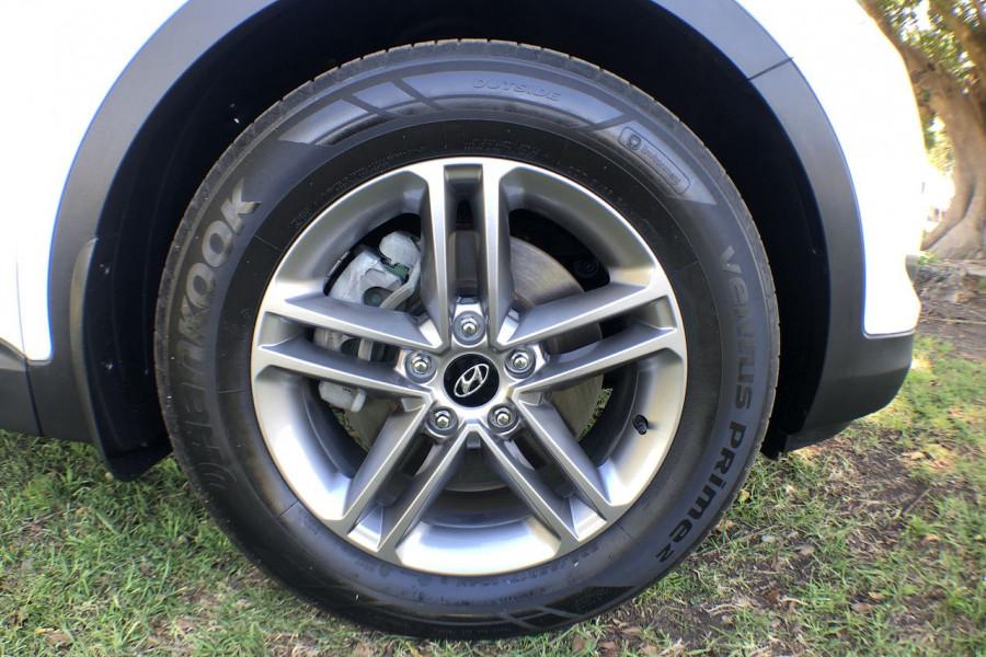 2017 MY18 Hyundai Santa Fe DM5 Series II Active Suv