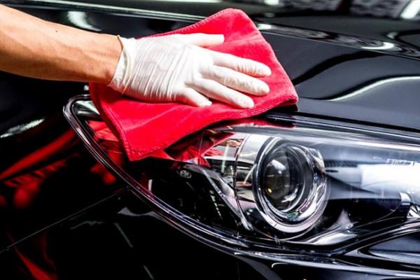CAR YARD VEHICLE CLEANER