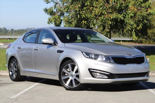 2013 Kia Optima TF MY13 SLi Sedan