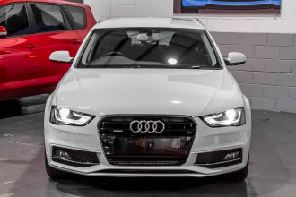 2014 Audi A4 B8 MY15 S Line Wagon Image 5