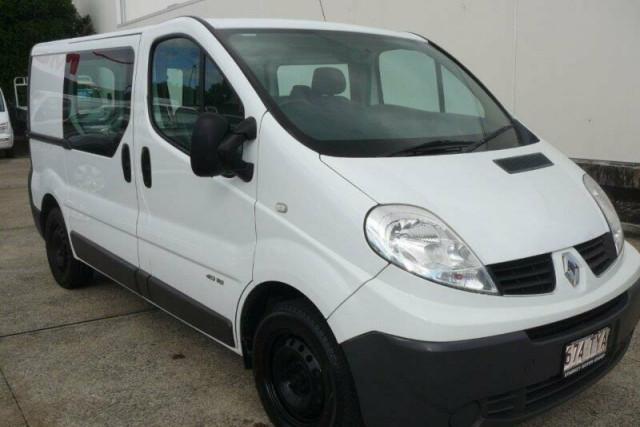 2014 Renault Trafic 2.0 DCI SWB