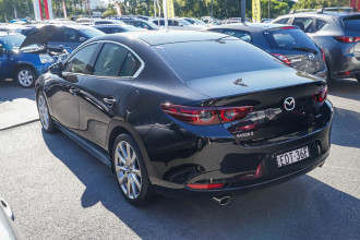 2019 Mazda 3 BP Series G25 Astina Sedan Image 2