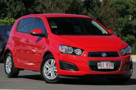 Holden Barina CD TM MY15