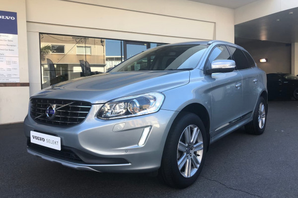 2016 Volvo XC60 (No Series) MY16 T5 Luxury Suv Image 3